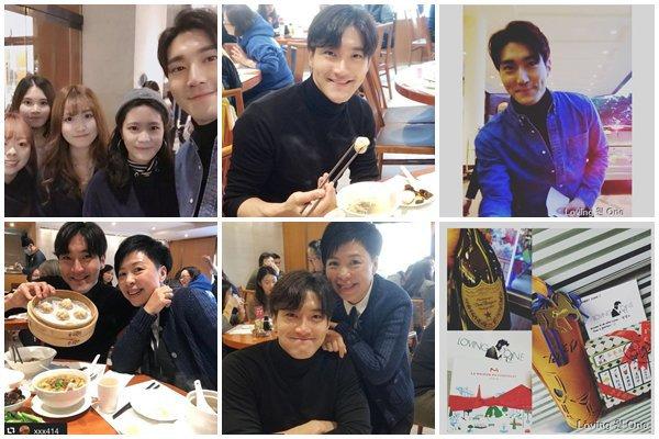 Siwon a la'éroport d incheon de retour en Corée