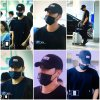 Siwon a l'aéroport d'Incheon
