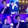 Siwon durant le concert hier K-flow concert