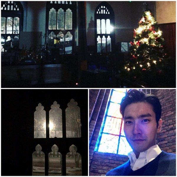 09.12.18 Siwon Twitter  « Comment se passe votre semaine ? Il a fait froid ici en Corée. En passant, je vais à Bangkok dimanche prochain pour assister au premier tapis bleu de l'UNICEF. Le Show sera en direct sur CH7 de 18h20-20h00. À bientôt j'espère! Amour 💙 @UNICEF_Thailand @UNICEF @myUNICEF »