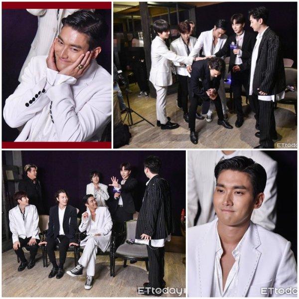 Super Junior a gagné le prix du «Meilleur concert de l'année»