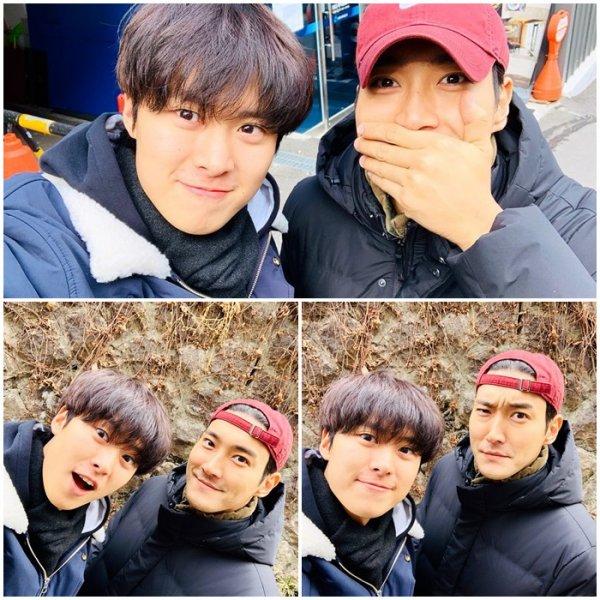 16.02.19 Siwon instagram  « Oui. S'il vous plaît attendez avec beaucoup d'impatience notre SS7 @superjunior #BonWeekEnd »