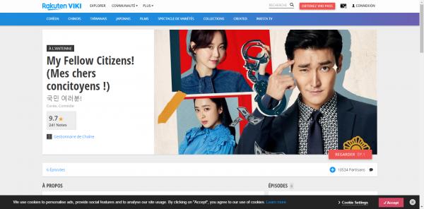 """Mise a jour du Compte Instagram de Siwon: Rendez-vous ce soir à 21h00 sur Naver V en direct et à 22h00 sur KBS 2TV, """"My Fellow Citizens""""!"""