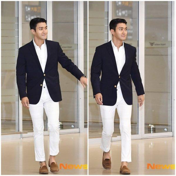 Siwon de retour de Malaisie