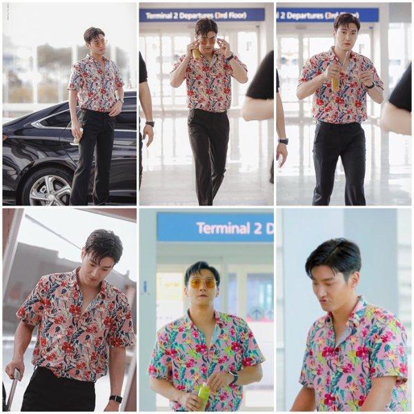 Siwon lors de son Fanmetting a Jakarta