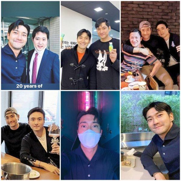 Appréciant de Siwon en tant que Invite dans le show JTBC