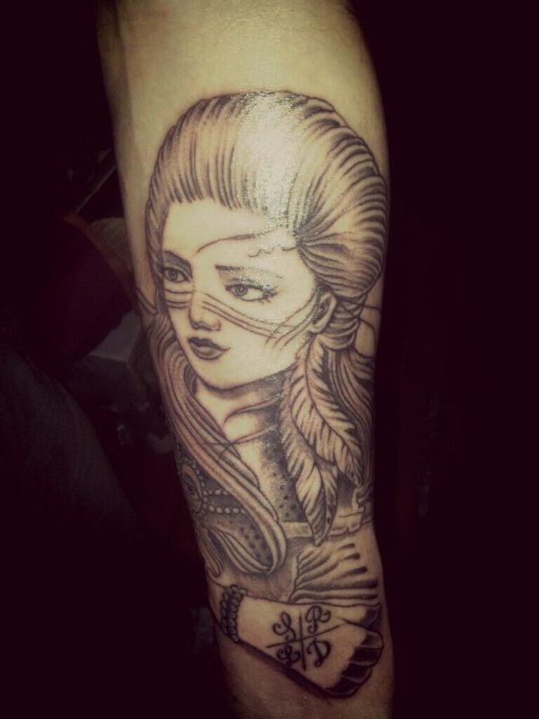 mon tattoo :)