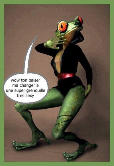 grenouille qui t adore tres fort la  hihihiihi
