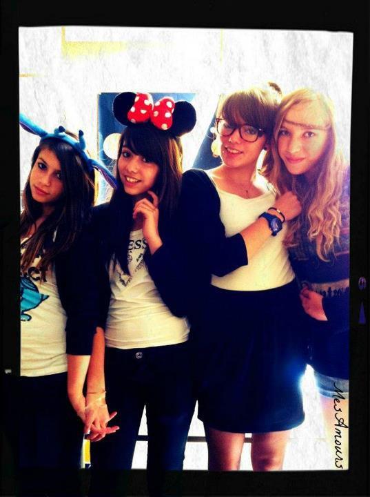 ~Alyssa, Margaux& Esther, c`est mesAmouurs qkua ♥ ..