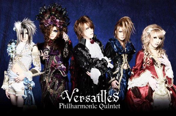 Le nouveau kiff de Matsu: Versailles <3