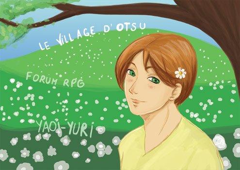 Bienvenu sur Otsu # 1