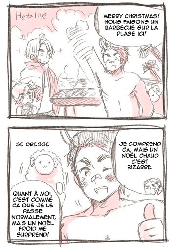 Scantrad ~ Event Noël 2011 ~ Page 6 • 1