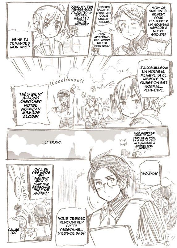 Scantrad ~ C'est un coffre aux trésors de pays ~ Page 1 • 1