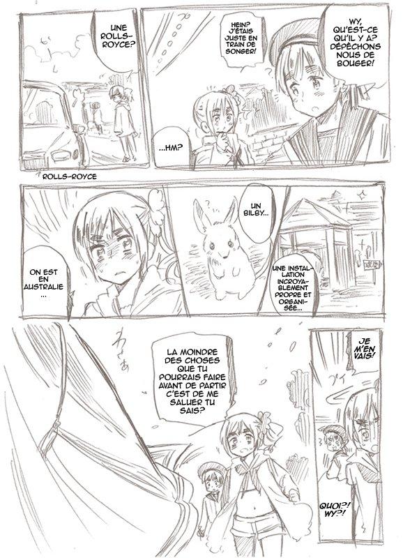 Scantrad ~ C'est un coffre aux trésors de pays ~ Page 1 • 2