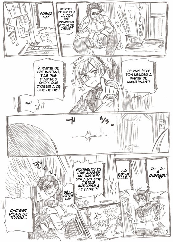 Scantrad ~ C'est un coffre aux trésors de pays ~ Page 2 • 1
