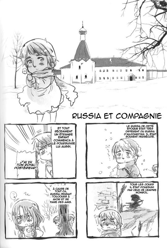 Scantrad ~ Russia et Compagnie