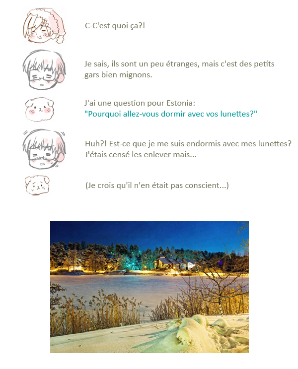 Scantrad ~ Event Noël 2010 ~ Page 1 • 2