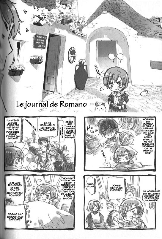 Scantrad ~ Le Journal de Romano
