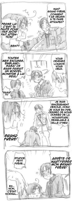 Scantrad ~ L'histoire du grand frère d'Italia