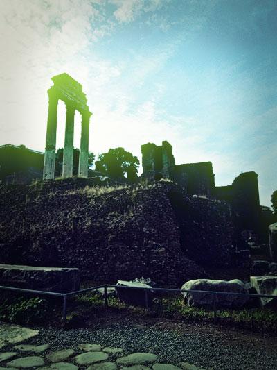 Blog d'Himaruya-sensei ~ Grand-Père Rome fait une visite à domicile