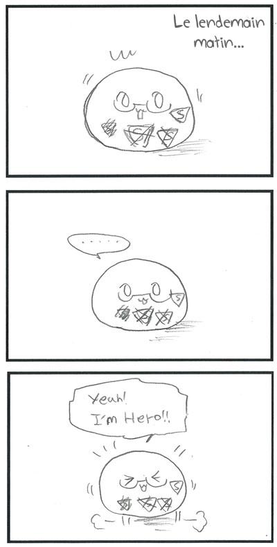 Blog d'Himaruya-sensei ~ Wassup!