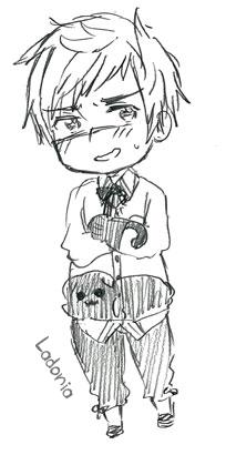 Blog d'Himaruya-sensei ~ Costumes 2