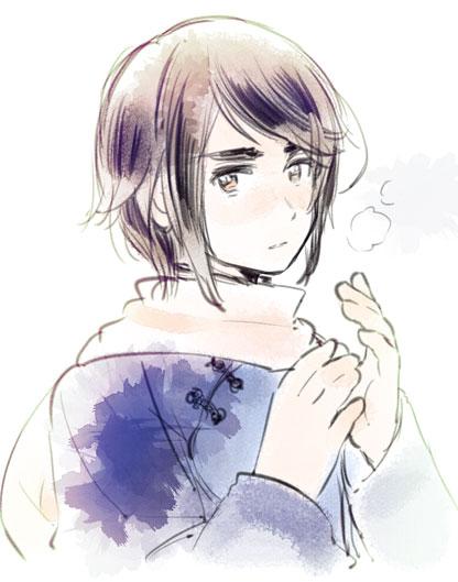 Blog d'Himaruya-sensei ~ Quel froid! 2