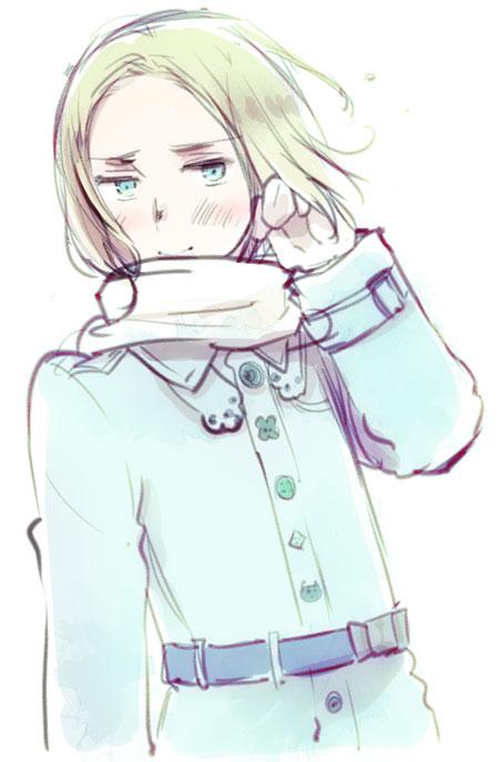 Blog d'Himaruya-sensei ~ Il fait froid