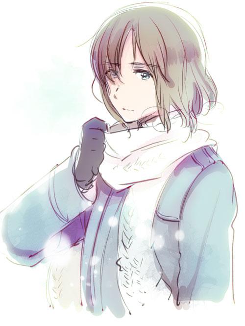 Blog d'Himaruya-sensei ~ Higyaaaaaa il fait froid~