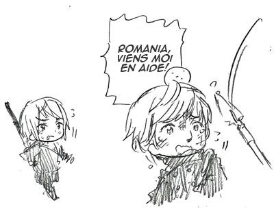 """Blog d'Himaruya-sensei ~ Le double """"sue"""" et rappel"""