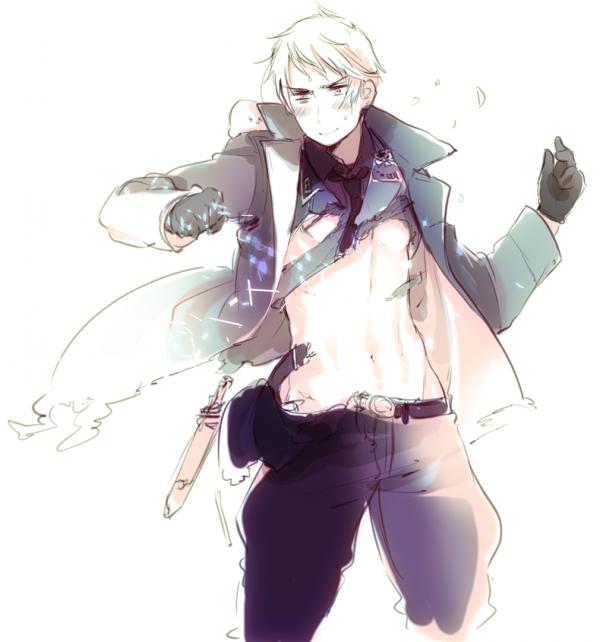 Blog d'Himaruya Sensei ~ Probablement le second plus demandé (version colorée)