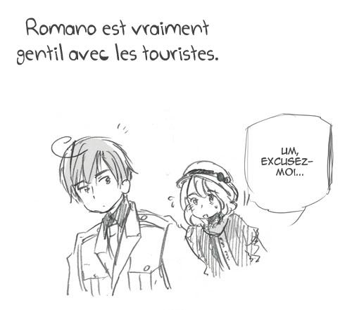 Blog d'Himaruya Sensei ~ Avec Romano