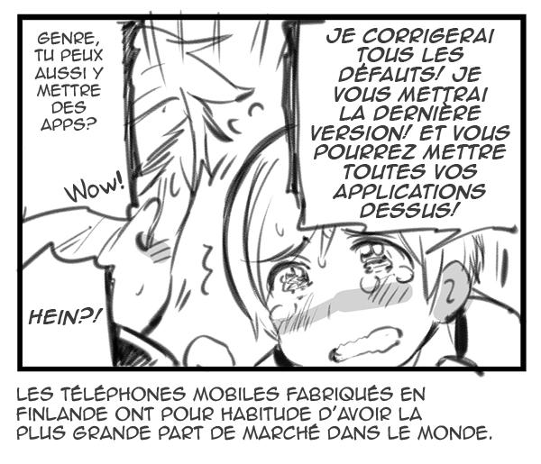 Hetalia World ☆ Stars - Chapitre 111 - Les Smarphones Nordiques