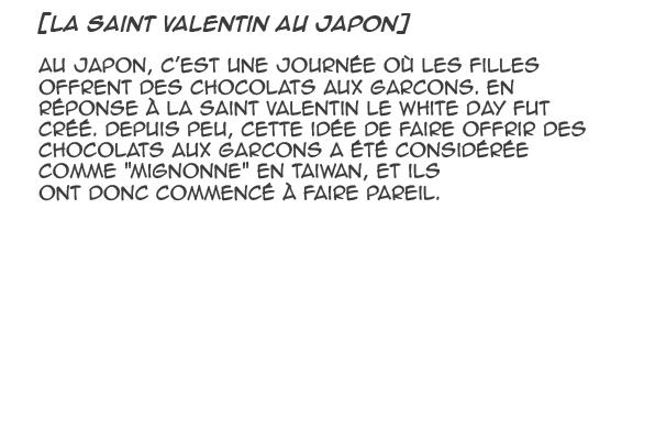 Hetalia World ☆ Stars - Chapitre 42 - La Saint Valentin