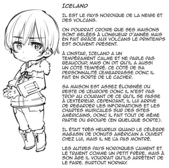 Hetalia World ☆ Stars - Chapitre 106 - Lien fraternel
