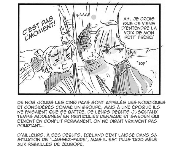 Hetalia World ☆ Stars - Chapitre 118 - Une Histoire vraie