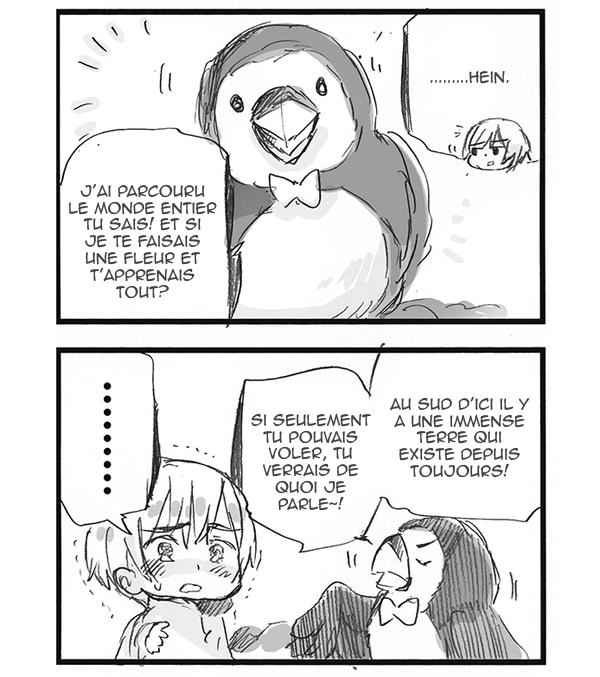 Hetalia World ☆ Stars - Chapitre 117 - Puffin