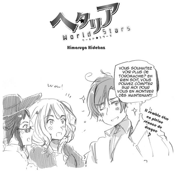 Hetalia World ☆ Stars - Chapitre 123 - La Corrida