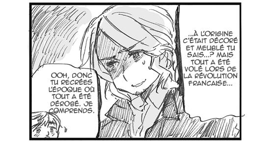Hetalia World ☆ Stars - Chapitre 145 - Les méfaits de la révolution française