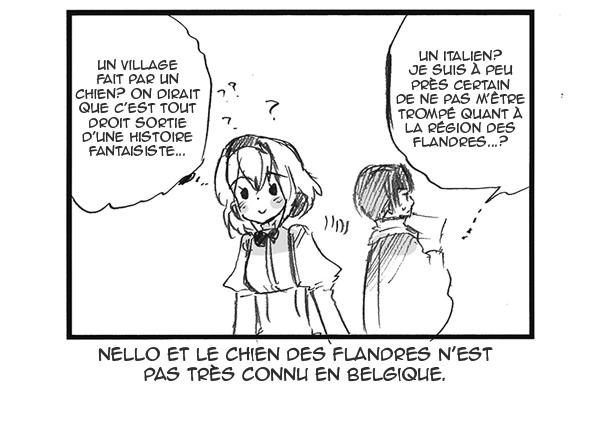Hetalia World ☆ Stars - Chapitre 151 - Incompréhension totale