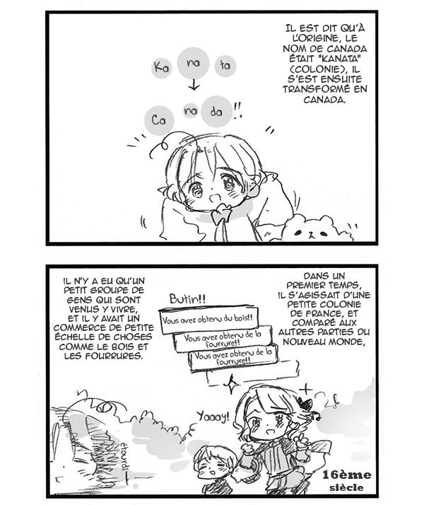 Hetalia World ☆ Stars - Chapitre 192 - À la rencontre de Kanata