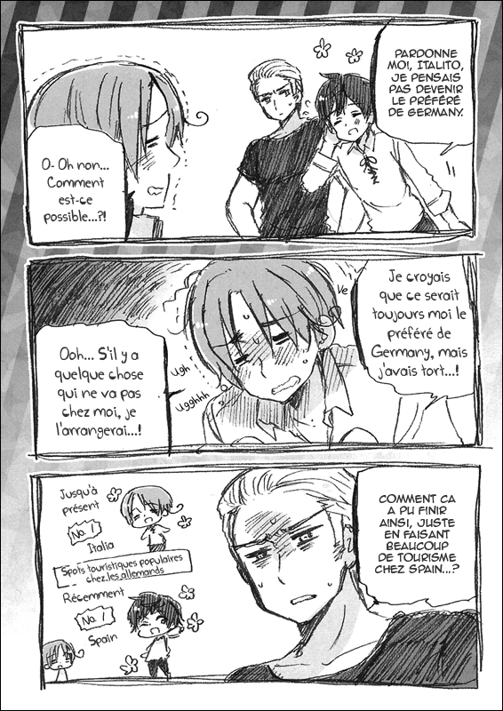 Hetalia World ☆ Stars - Volume 3 Page 36