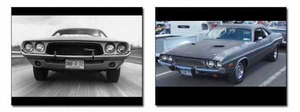 Dodge Challenger : histoire