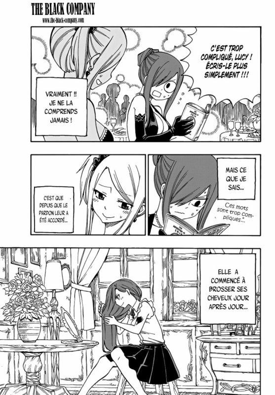 Fin de Fairy Tail (Jerza)