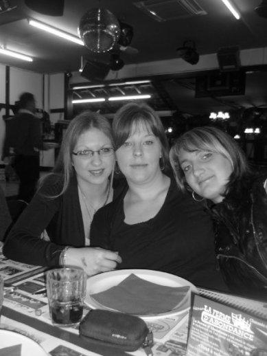 les trois cousine