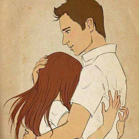 Si quelqu'un dans votre vie arrive à vous faire oublier votre passé, sachez que cette personne est votre avenir