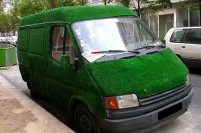 ford transit gags
