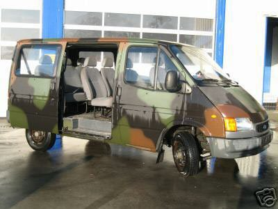 ford transit militaire