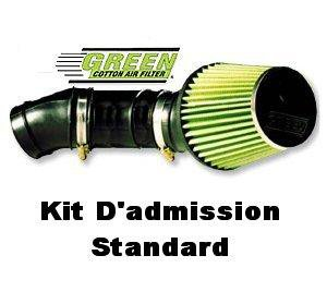 kit d'admission green pour ford transit