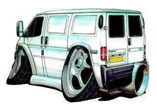 Dessin ford transit tuning ford transit fans - Dessin tuning ...